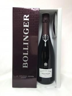Champagne Bollinger La Grande Année 2004 Rosé