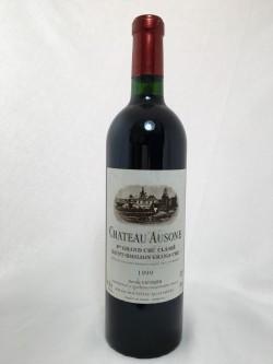 Château Ausone 1999  1er Grand Cru Classé A