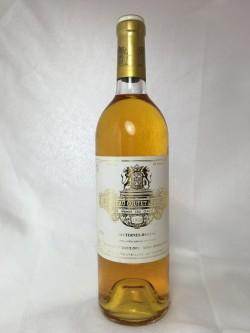 Château Coutet 1988 Premier Cru de Sauternes