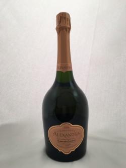 Champagne Laurent Perrier  cuvée Alexandra 2004 rosé