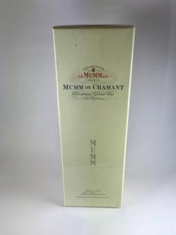 Champagne Mumm Cramant de chez Mumm