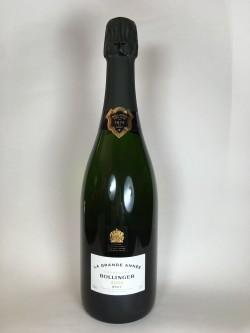 Champagne Bollinger  Grande Année 2004