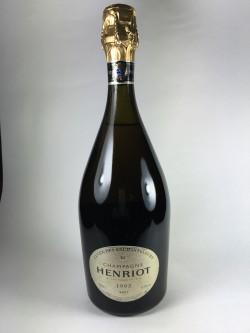 Champagne Henriot Cuvée des Enchanteleurs 1995