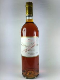 Château Gilette Crème de Tête 1959  Sauternes