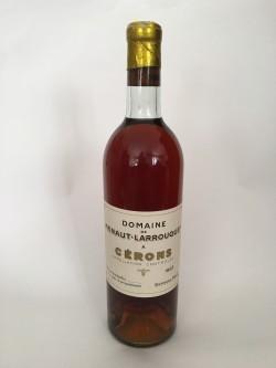 Domaine de Menaut-Larrouquey 1955 Cérons