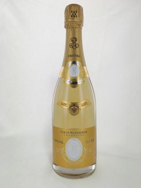 Champagne Cristal Roederer 2009 Blanc