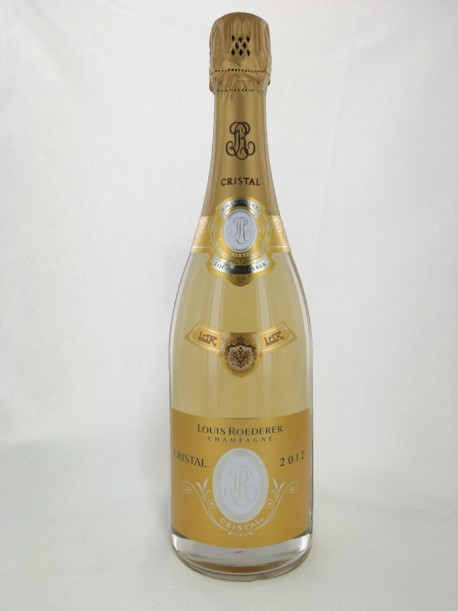 Champagne Cristal Roederer 2012 Blanc