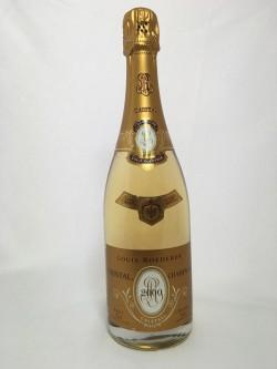 Champagne  Cristal Roederer millésimé 2000