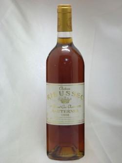 Château Rieussec 1988 Premier Cru de Sauternes