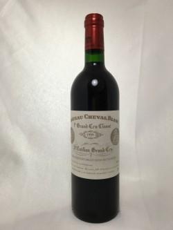 Château Cheval Blanc 1999 Premier Grand Cru Classé A Saint-Emilion