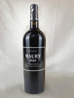 Maury 1929 Domaine Bachelet Vin Doux Naturel