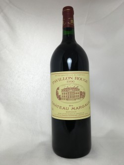 Magnum Pavillon Rouge 1996 Second Vin du Château Margaux