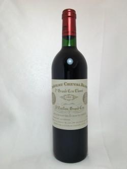 Château Cheval Blanc 1995 Premier Grand Cru Classé A Saint-Emilion