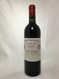 Château Cheval Blanc 1996 Premier Grand Cru Classé A Saint-Emilion