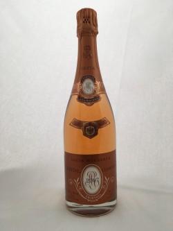 Champagne  Cristal Roederer brut millésimé rosé 2007