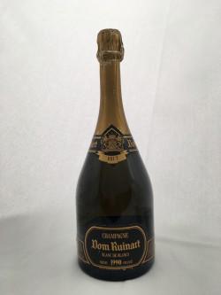 Champagne Dom Ruinart Blanc de Blanc 1990